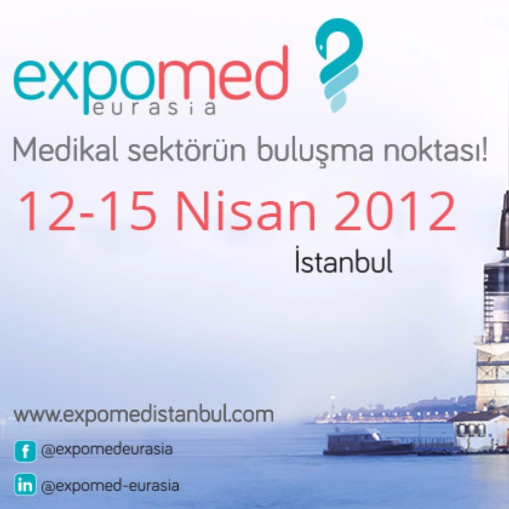 We were at Expomed Exhibition